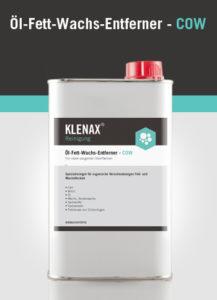 Öl-Fett-Wachs-Entferner–COW-1